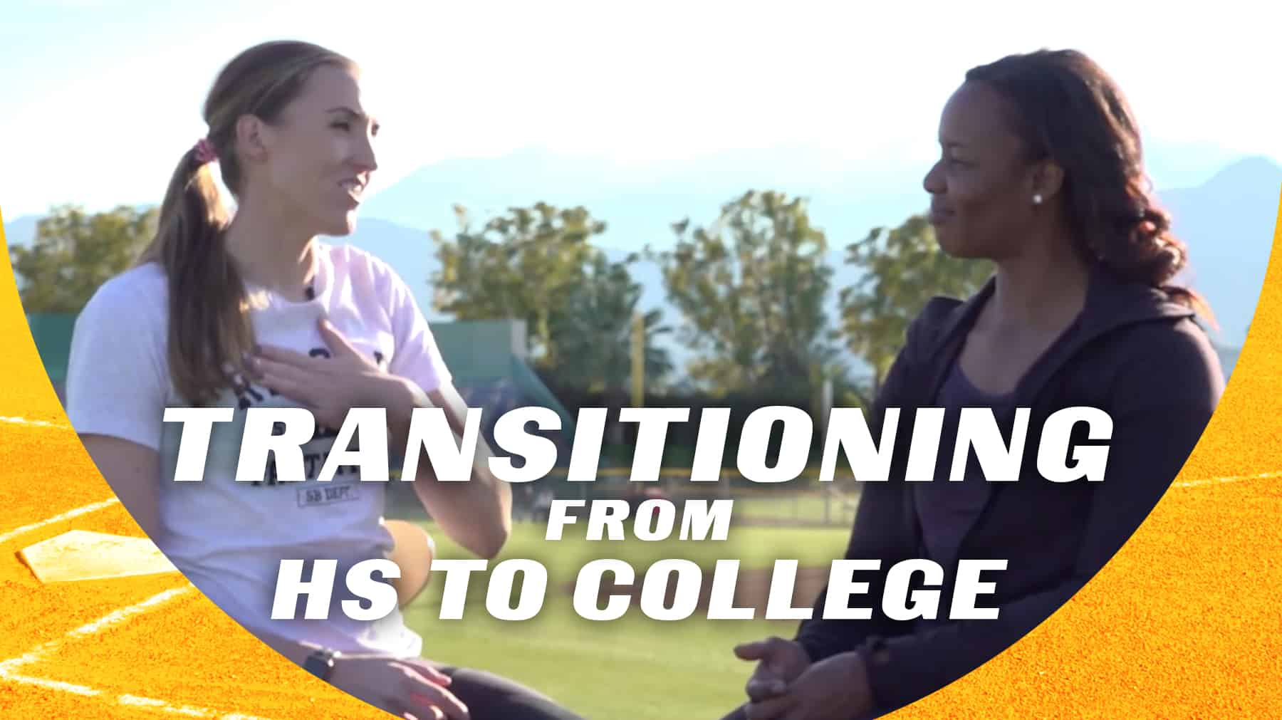 Transitioning From Hs To College As A Pitcher
