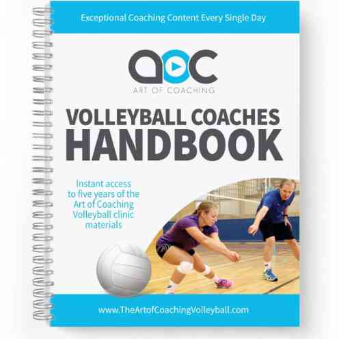 The Volleyball Coaches Handbook
