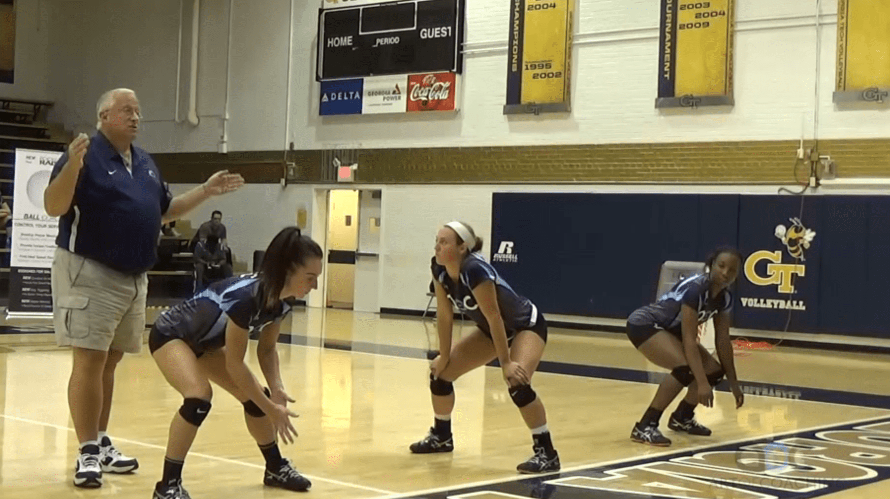 Defensive Movements With Russ Rose