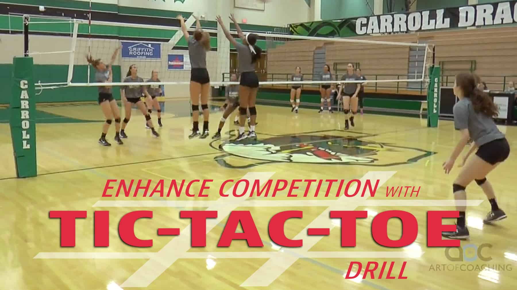 Enhance Competition With Tic Tac Toe Drill
