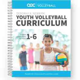 Youth Volleyball Curriculum