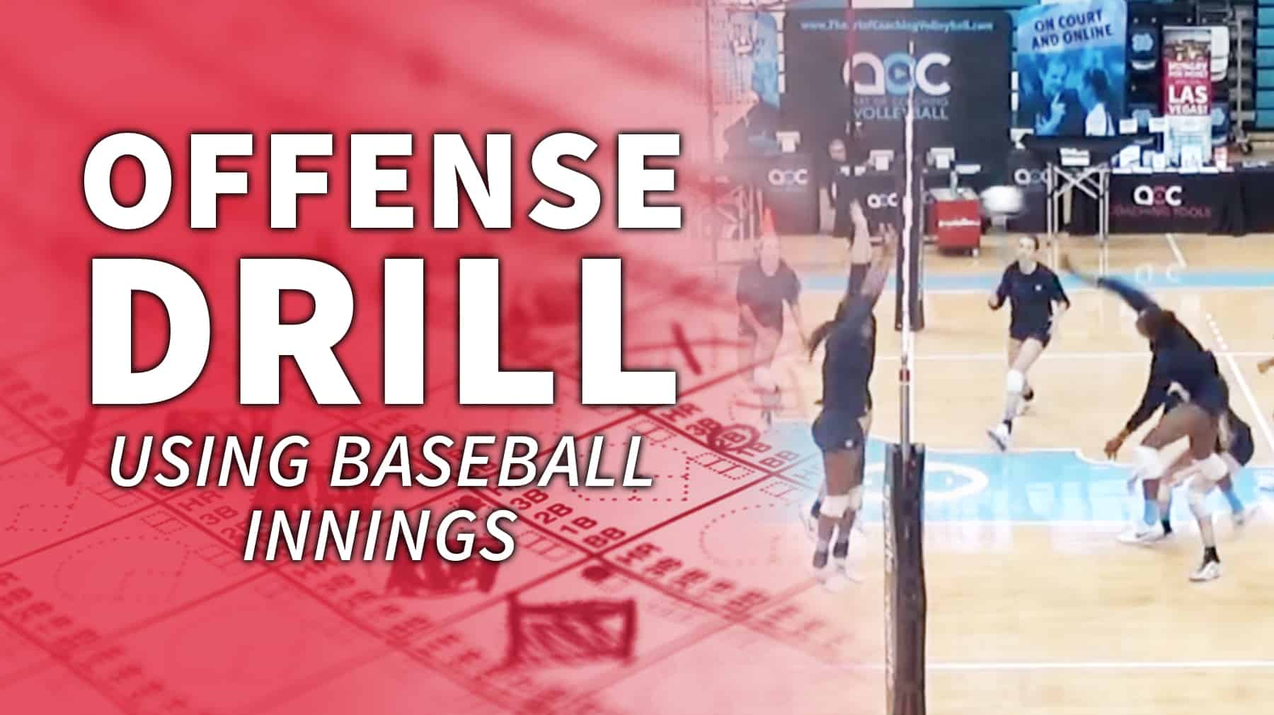 Offense Focused Drill Using Baseball Innings To Add