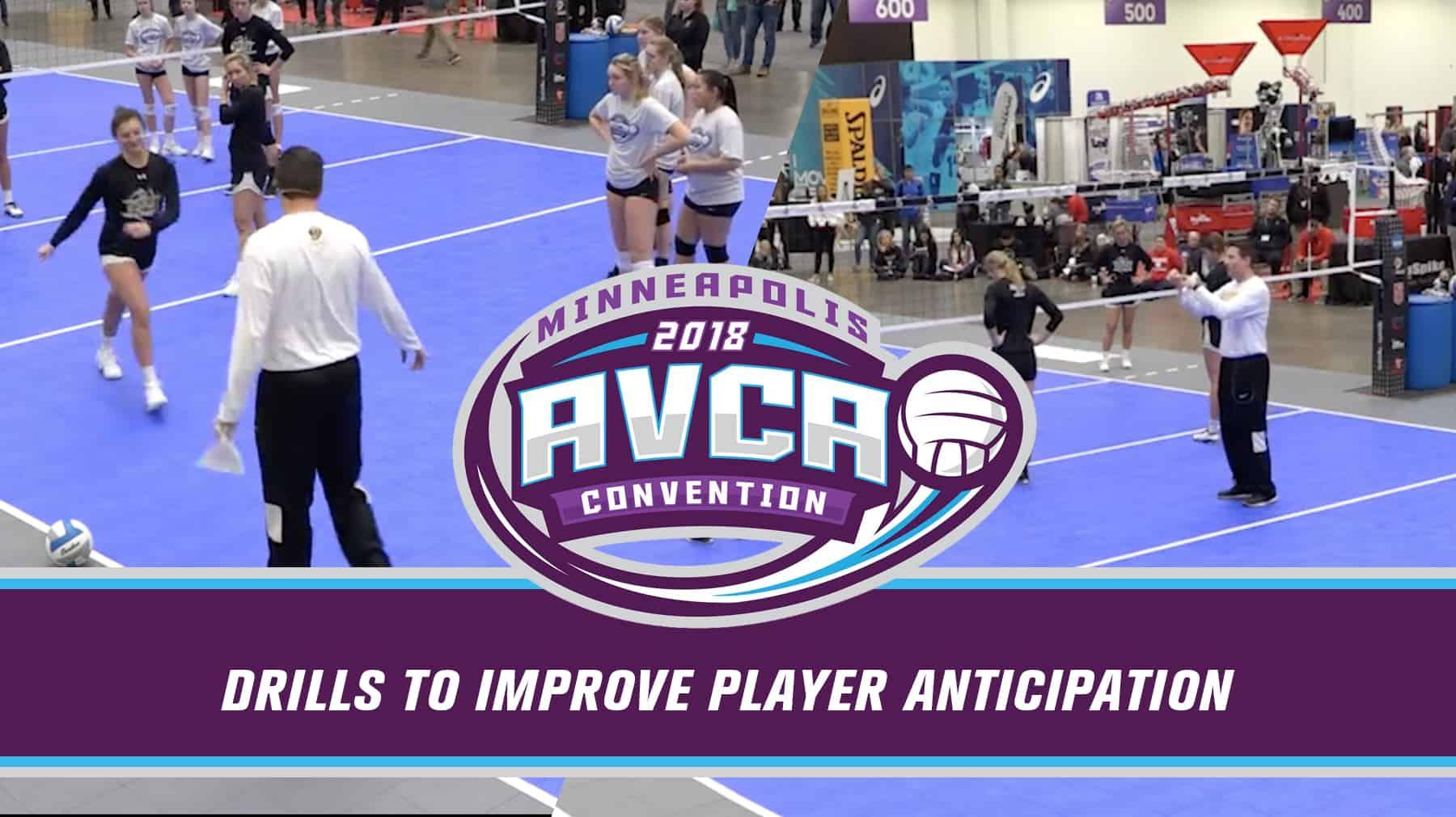 Indoor Drills To Improve Player Anticipation