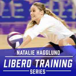 Natalie Hagglund Libero Training Series