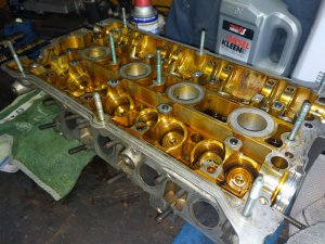 Audi 1.8T Head Without Camse