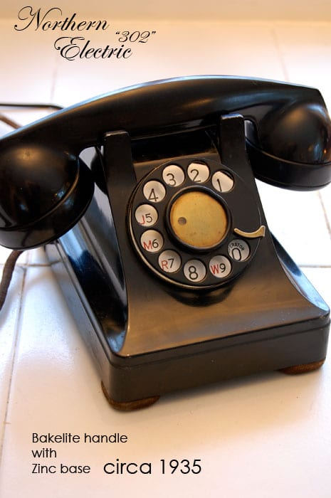 How To Rewire A Vintage Phone So It Works Today The Art