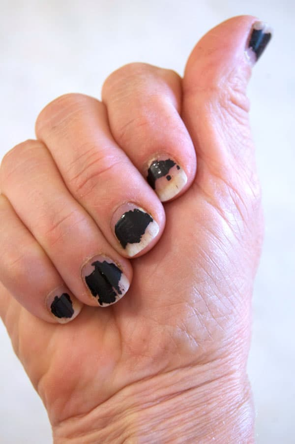How To Sac Manicure Can You Use Regular Nail Polish