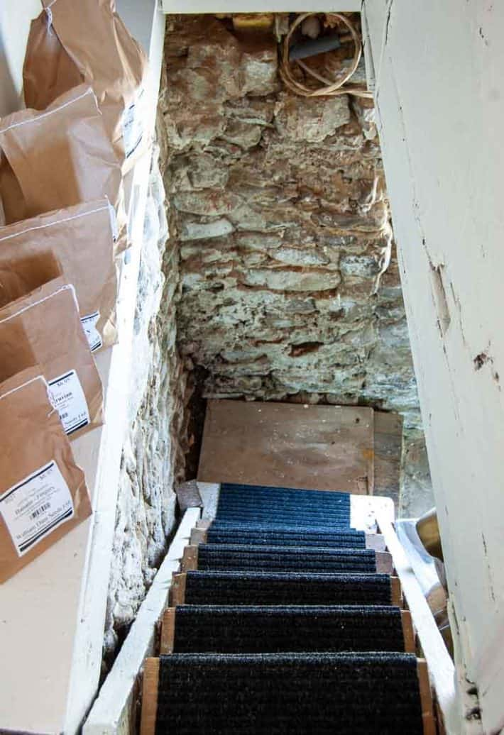 Build Extra Storage Space Into Your Basement Stairs The Art Of Doing Stuff