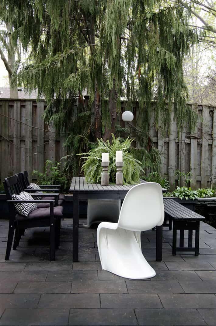 diy outdoor furniture hacking