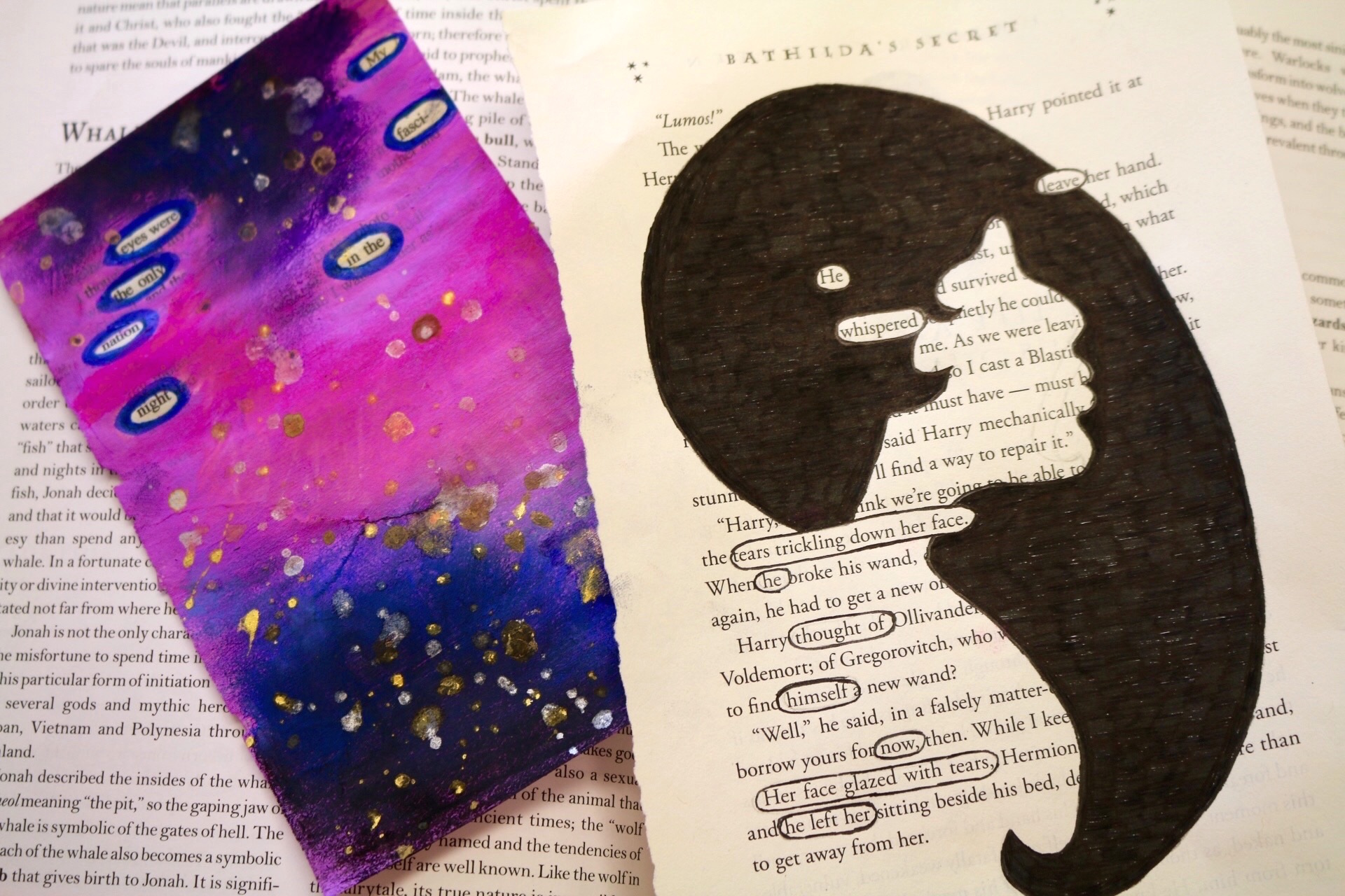 6 Amazing Art Projects That Incorporate Writing