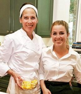 Chef-Deborah-Dal-Fovo-in-the-kitchen