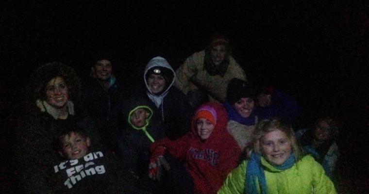 Warm in Idaho's Ice Caves