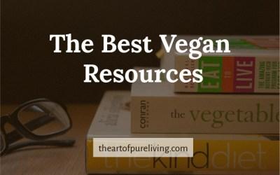 The Best Vegan Resources