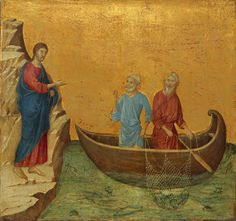 Mark 1:16–20: The King's Fishermen