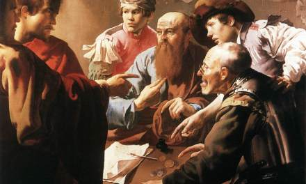 Mark 2:13–17: Physicians and Tax Collectors
