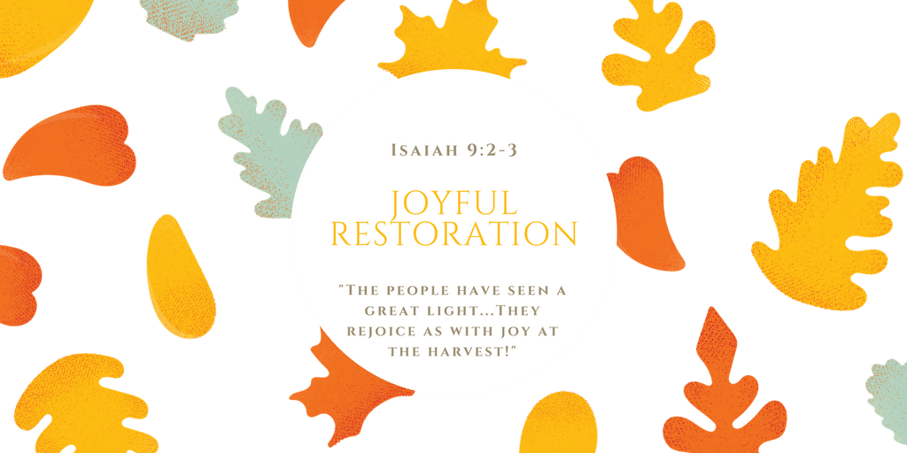 Isaiah 9:2–3: Joyful Restoration