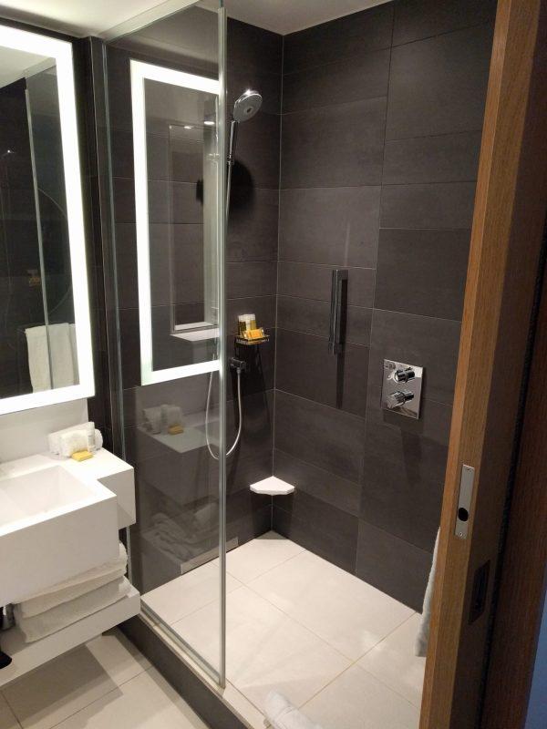 Hyatt Regency Paris Étoile bathroom