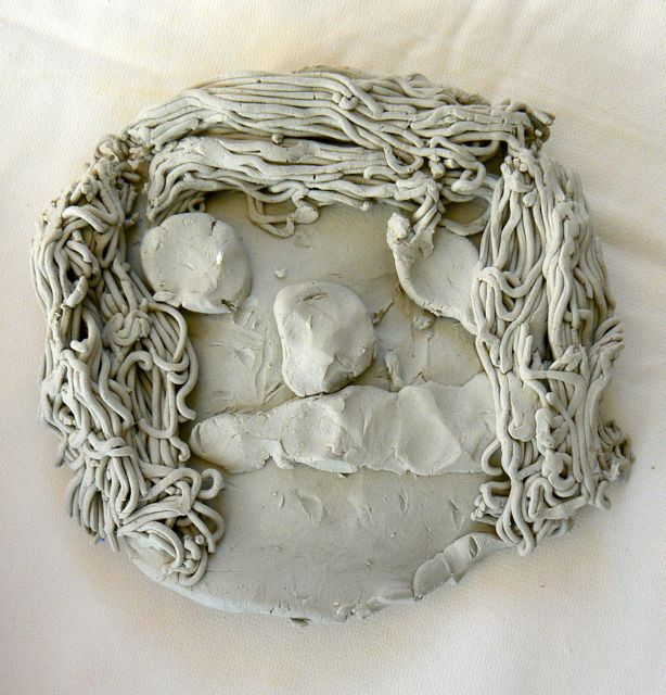 Self-Portraits With Clay