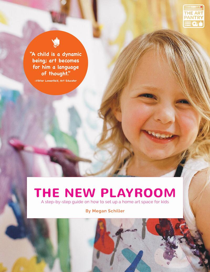 Cover Page The New Playroom Promo