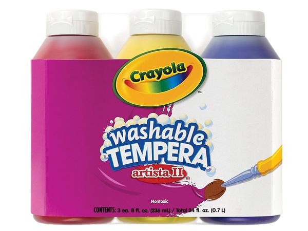 Tempera-Paint
