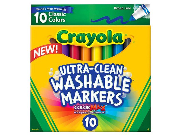 Ultra-Clean-Markers