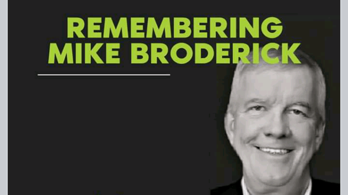 Mike Broderick Death