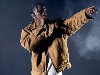 Cacti Agave Spiked Seltzer: Fans Swarm Travis Scott at Store