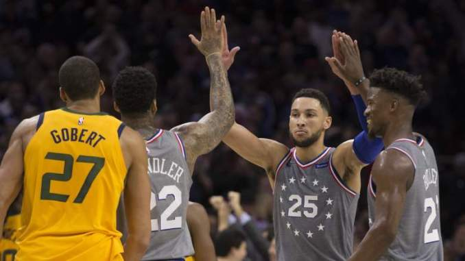 'It's Mine This Year': Ben Simmons Talks Sixers Title, Rudy Gobert