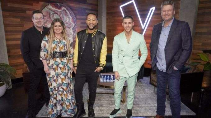 'The Voice' Reveals Final Knockouts Round Pairings