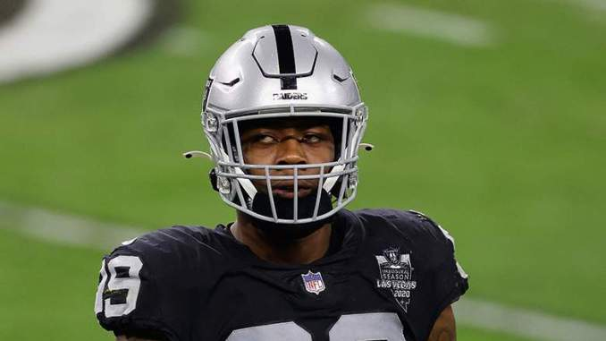 Arden Key Seemingly Throws Shade at Raiders on the Way Out