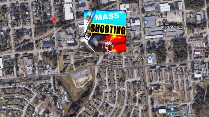 At Least 7 Injured 3 Dead In Overnight Wilmington NC House Party Shooting