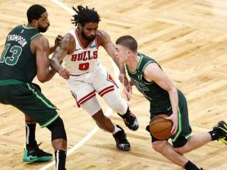 Bulls' Donovan Shares Striking Opinion on Coby White's Play