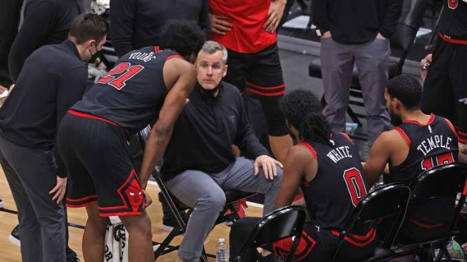 Bulls' Most Recent Loss Impacts the Draft and Playoff Push