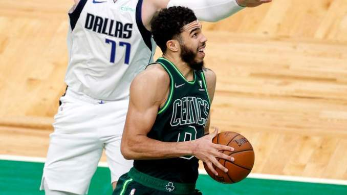 Celtics' Tatum Honored as East's Best After Epic Week