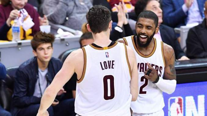 Could Nets Ink Kevin Love via Buyout Market in Offseason?