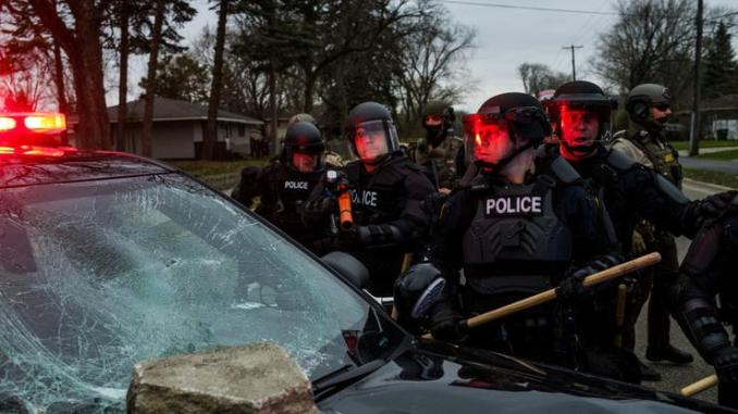 Daunte Wright, 20-Year-Old Black Man, Killed By Police During Minnesota Traffic Stop