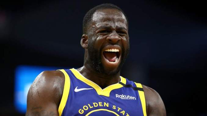 Draymond Green Clears the Air in Spat with Megan Rapinoe