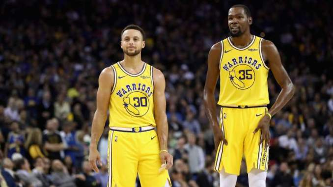 Durant Revives Warriors Drama with Tweet Slamming Curry