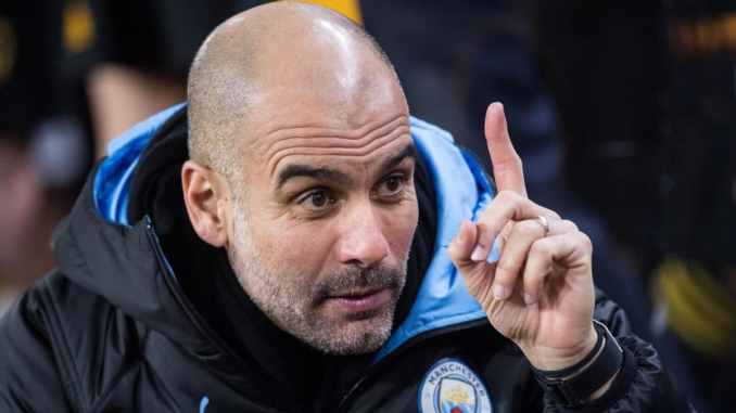 EPL: Guardiola reveals points Man City need to be champions amid Man Utd's fight