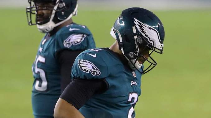 Eagles Players Won't Shut Up About New Starting QB