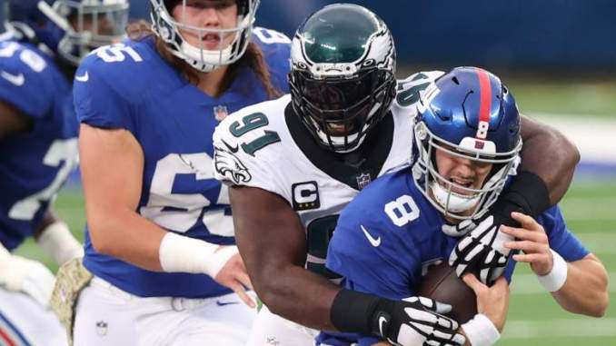 Eagles Steal 'Best Player I've Been Around' From NFC East Rival