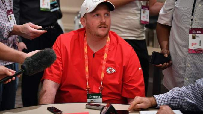 Ex-Chiefs Assistant Britt Reid Charged with DWI From February Crash