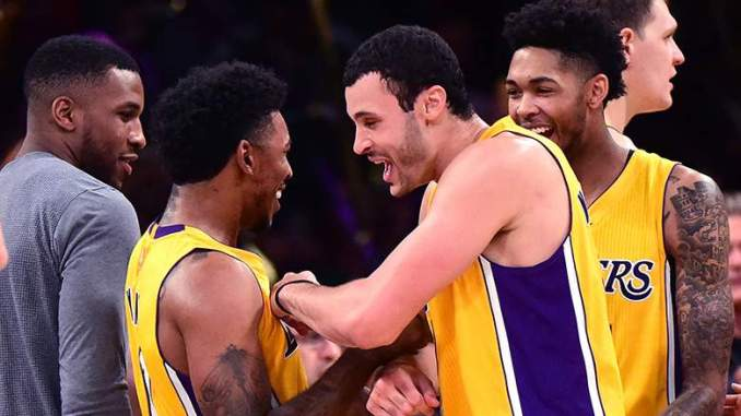 Ex-Laker Nick Young Lands With BIG3 Team