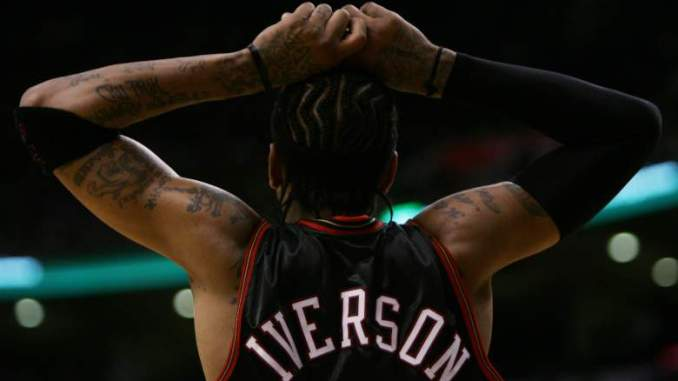 Ex-Sixers GM Reveals Extreme Measure to Keep Iverson off Floor
