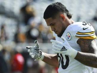 Ex-Steelers RB James Conner Visiting Cardinals: Report