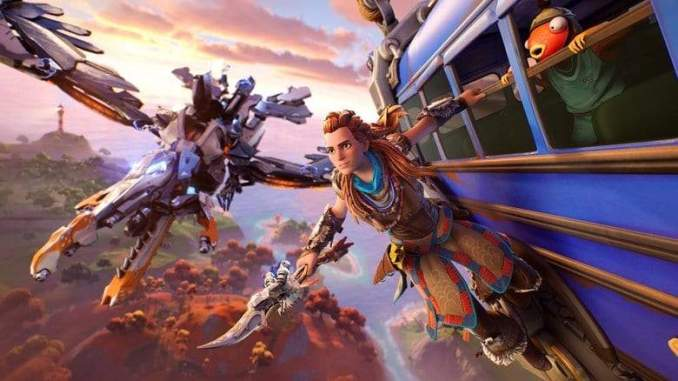 Fortnite Players Can Get Aloy For Free With a Fun Twist