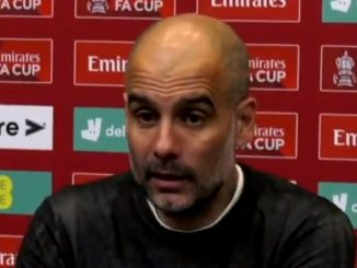 Guardiola frosty after accusations of FA Cup disrespect