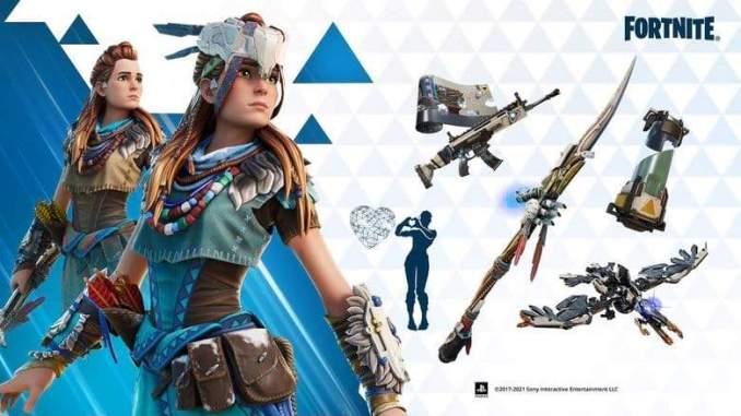 How to Unlock Ice Hunter Aloy Style in Fortnite