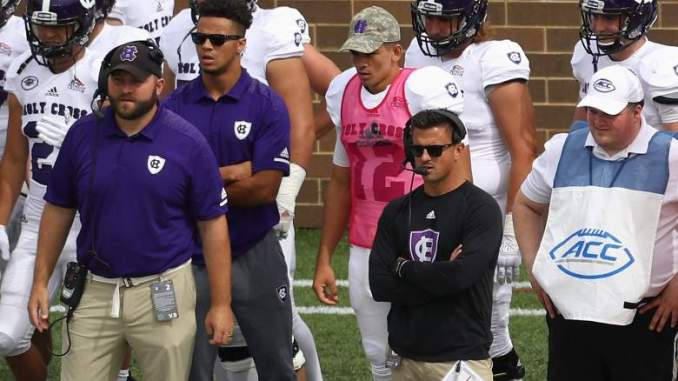 How to Watch Bucknell vs Holy Cross Football Online 2021