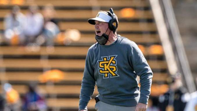 How to Watch Kennesaw State vs Monmouth Football 2021